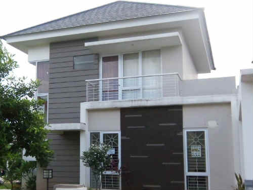 rumah dijual di Bukit Serpong Mas