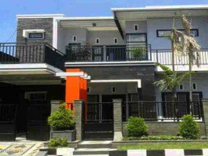 rumah dijual di Larangan Indah