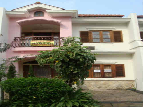 rumah dijual di Sawah Baru