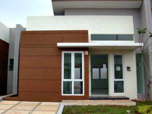 rumah dijual di Villa Melati Mas