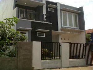 rumah dijual di Kota Legenda