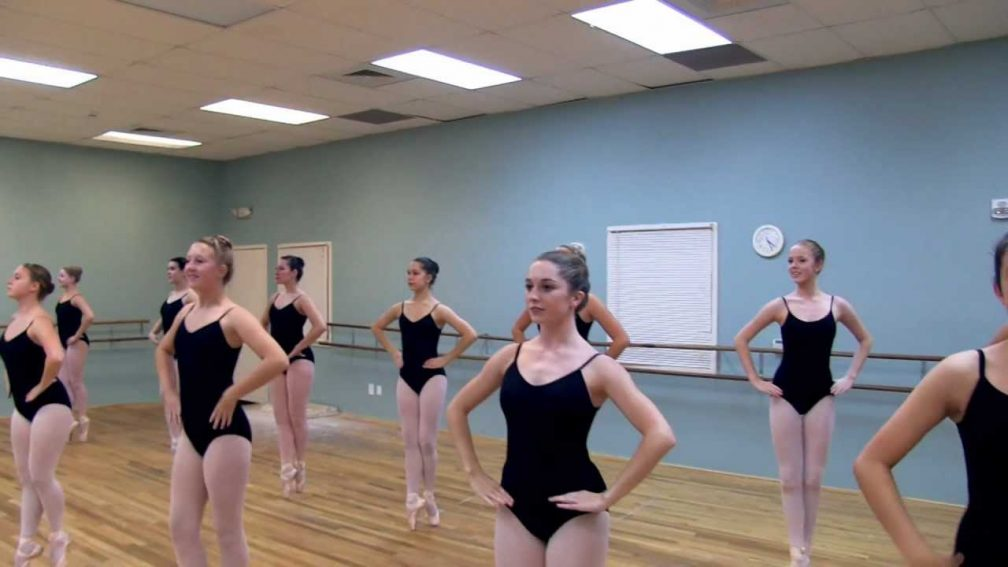 Sekolah balet di BSD City