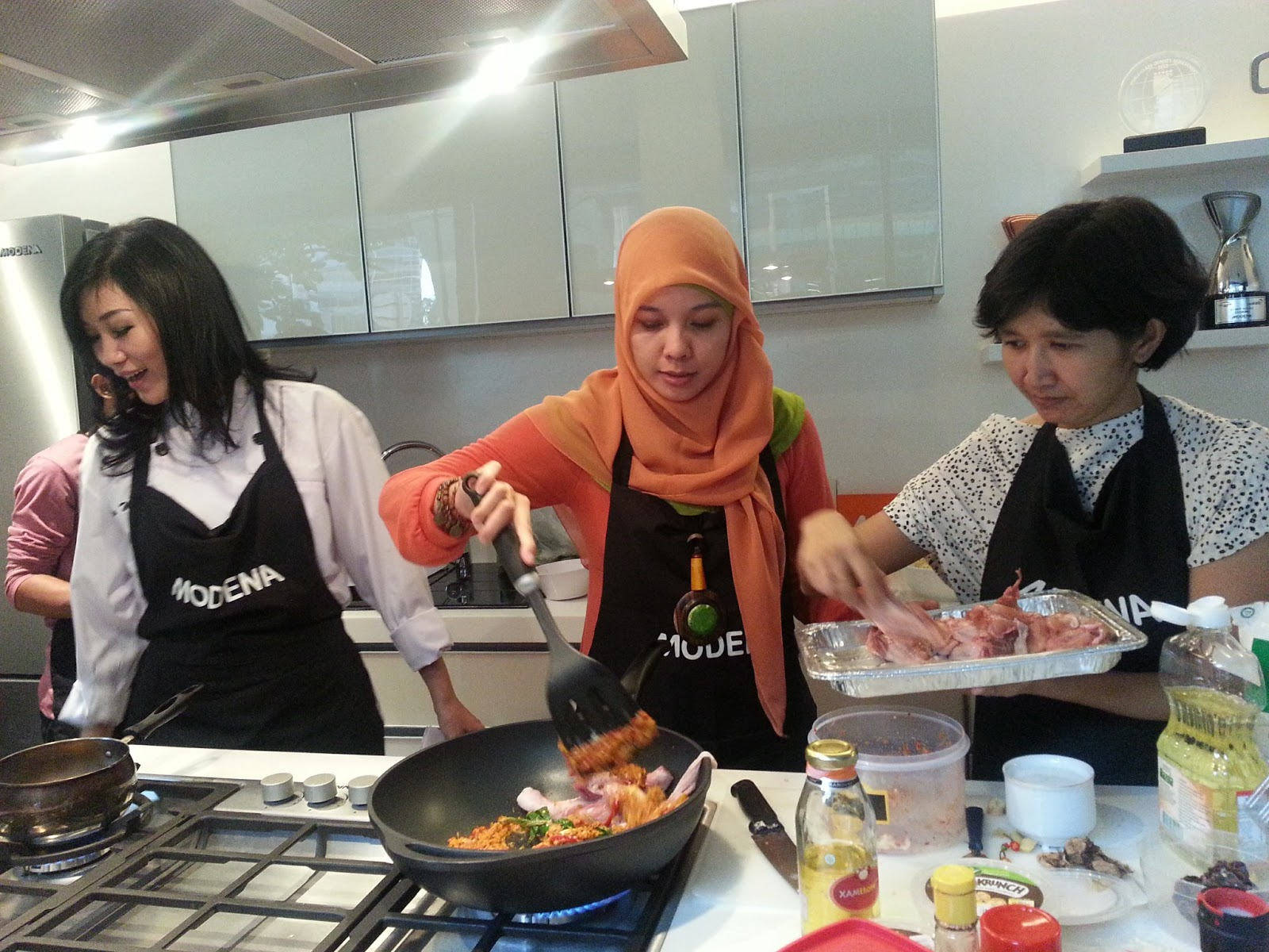 Sekolah masak di BSD