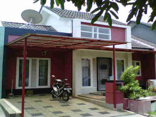 rumah dijual di Pasir Gunung Selatan