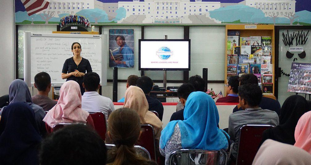 Tempat kursus bahasa Inggris di BSD City